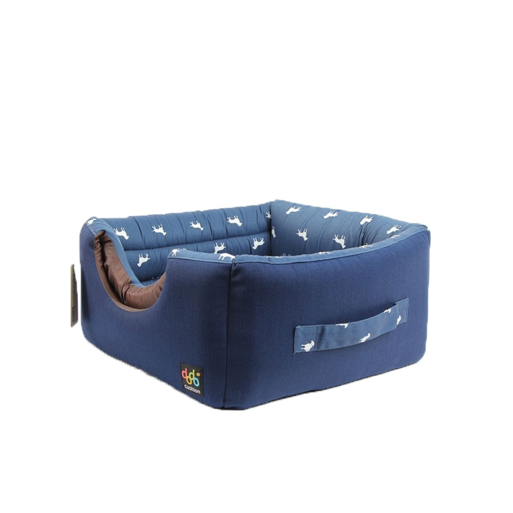 ANYPET blue dome cushion