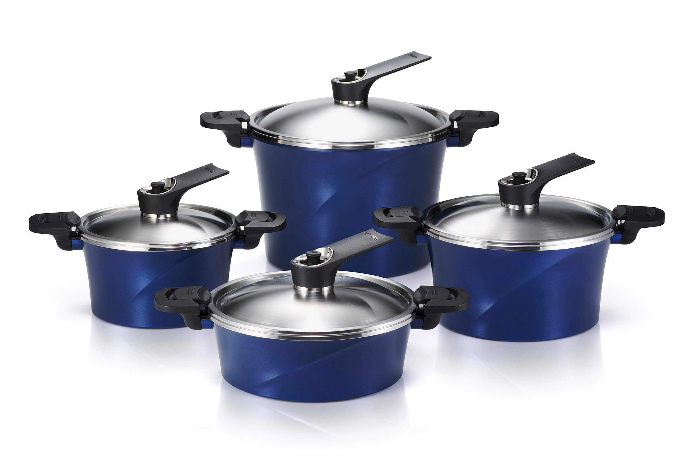 3900-2148 IH Vacuum Pot Set (Blue)