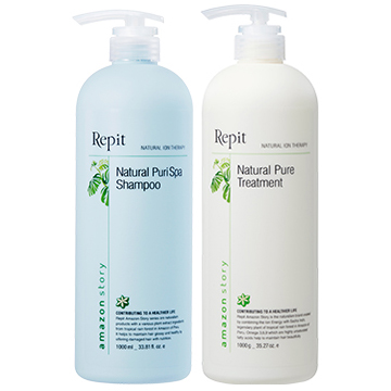 Natural Pure Spa Shampoo+Treatment